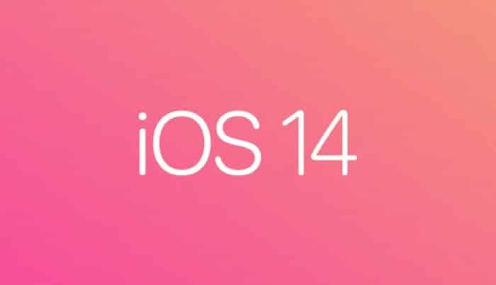 iOS 14 Logo