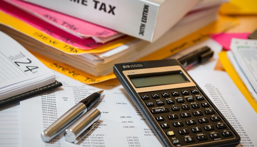Steuer Rechnung Irland